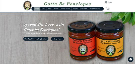 Gotta Be Penelopes