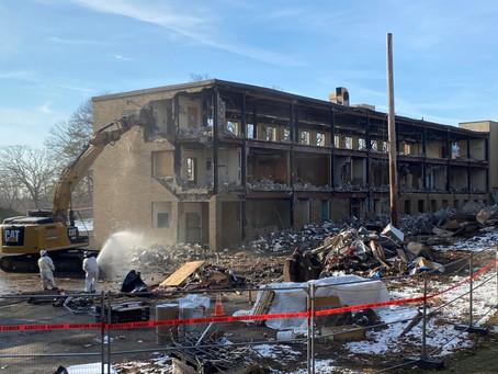 Former Stigmatine Facility / New Waltham High School, Waltham, MA