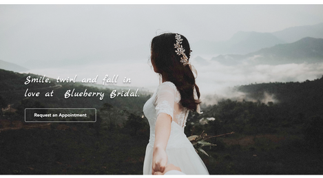Blueberry Bridal