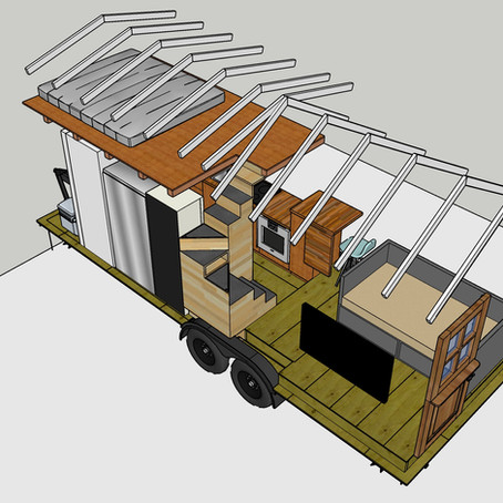 Perfectly executed tiny home