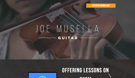 Joe Musella Guitar