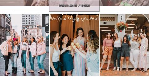 Bloggers Live Boston