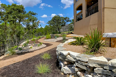 Georgetown TX hardscaping