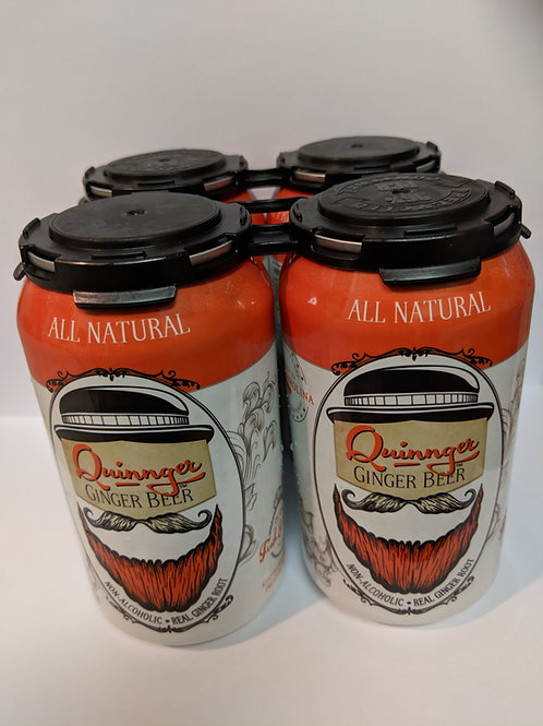 12 Pack Quinnger Ginger Beer