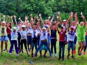 «Ура, у нас каникулы!!! ... Летние лагеря «Московской смены»