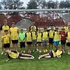 Fotbalový tábor 1. Turnus