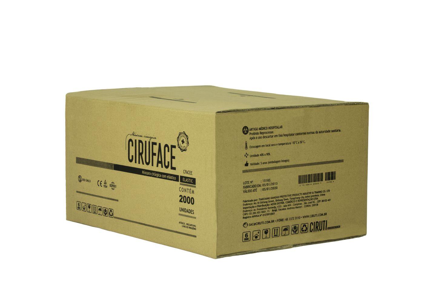 Ciruface Elastic 2000un.