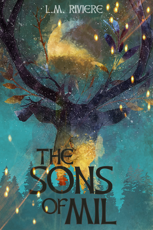 The Sons of Mil - eBook