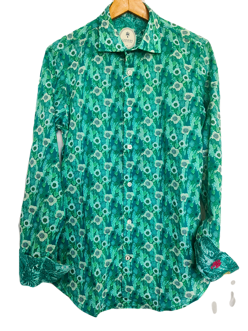 Ganesh Pure Italian Cotton Shirt