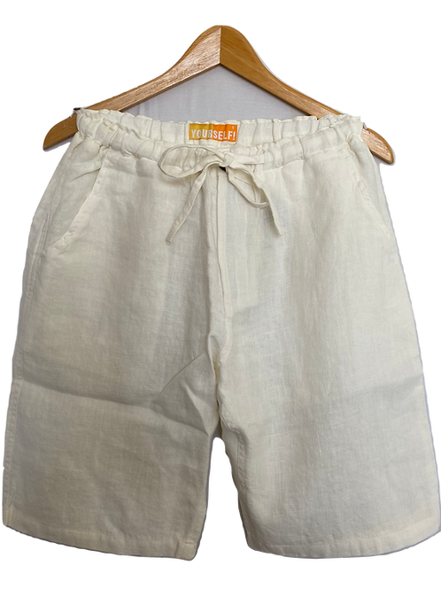 Yourself Linen Shorts