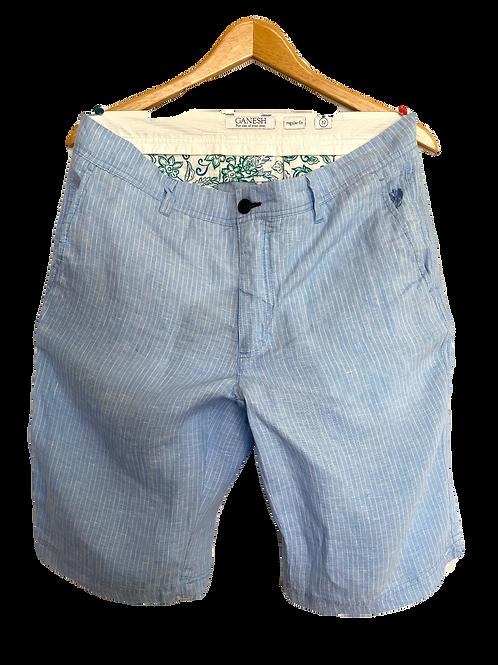 Ganesh Pure Italian Linen Shorts