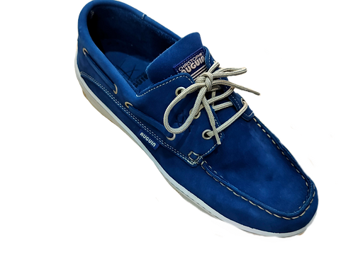 Christophe Auguin Boat Shoes