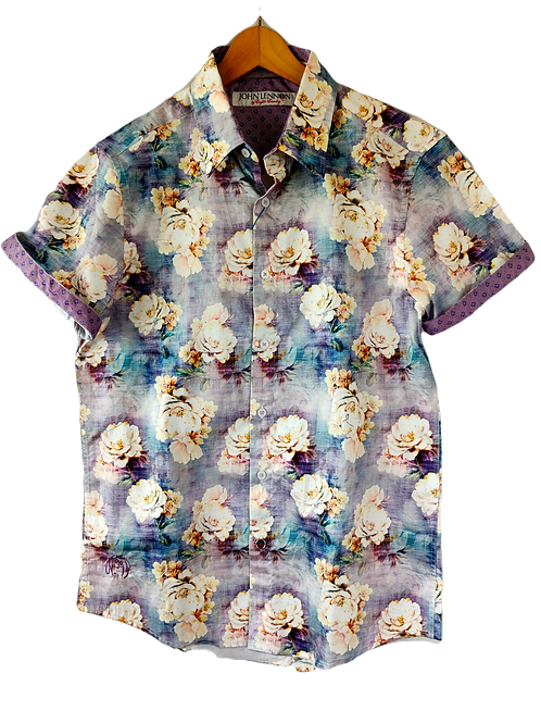 John Lennon (by English Laundry) Short Sleeve Shirt