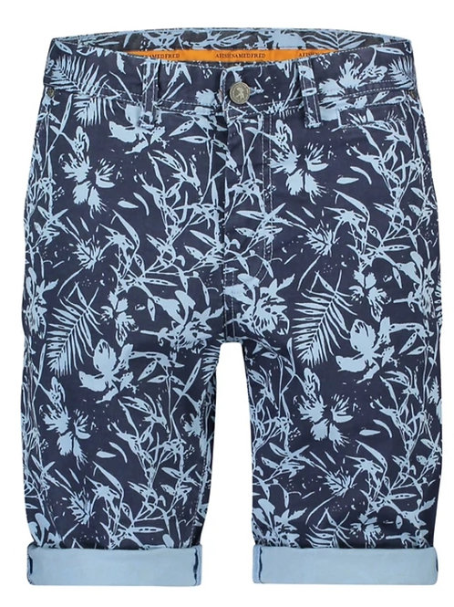 A Fish Named Fred Lightweight Cotton Shorts