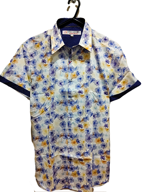 John Lennon Short Sleeve Shirt