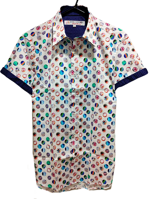 John Lennon (by English Laundry) Short Sleeve Shirt
