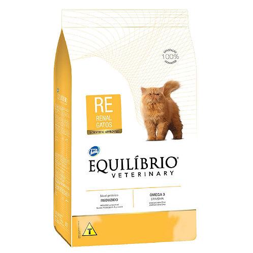 Ração Equilíbrio Veterinário Gatos Renal 500G