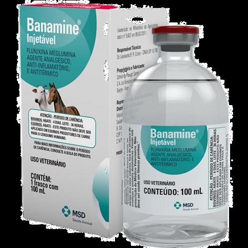 Banamine Injetavel 50 Ml - Msd