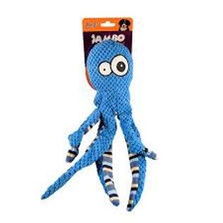 Brinquedo Pelúcia Polvo Azul - Jambo