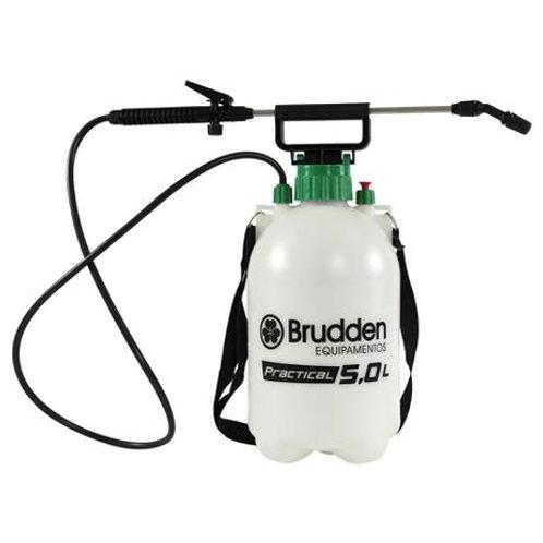 Pulverizador Lateral Compressão Prévia 5l Practical Brudden