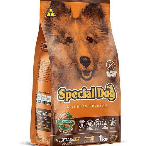 Ração Special Dog Vegetais Pro - 15 Kg