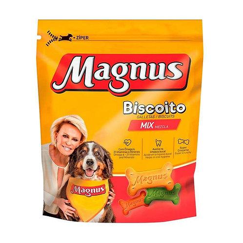 Biscoito Magnus Mix para Cães 500G - Adultos