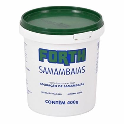 FORTH SAMAMBAIA 400GR