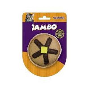 Brinquedo Yumi Cake para Gatos Jambo