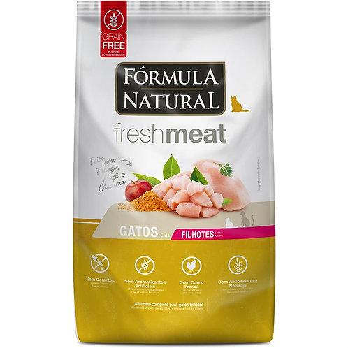 Ração Fórmula Natural Fresh Meat Gatos Filhotes 1Kg