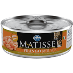 Lata Matisse Mousse Frango para Gatos 85g