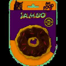 Brinquedo Donut Pelúcia para Gato - Jambo