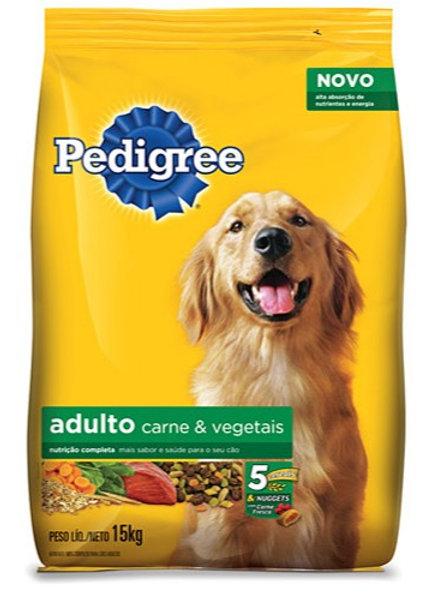 Ração Pedigree Vital Pro para Cães Adultos Sabor Carne e Vegetais