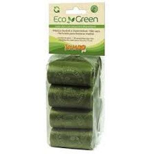 Pacote Refil Com 8 Rolos Eco Green Jambo