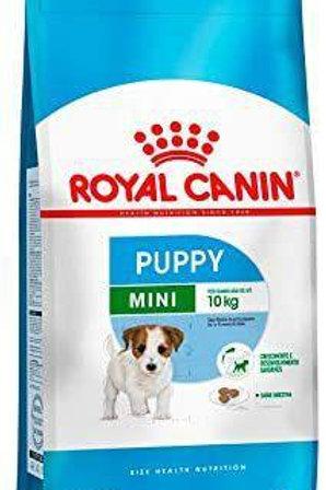 Royal Canin Mini Puppy para Cães Filhotes de Raças Pequenas com 10 Meses ou mais
