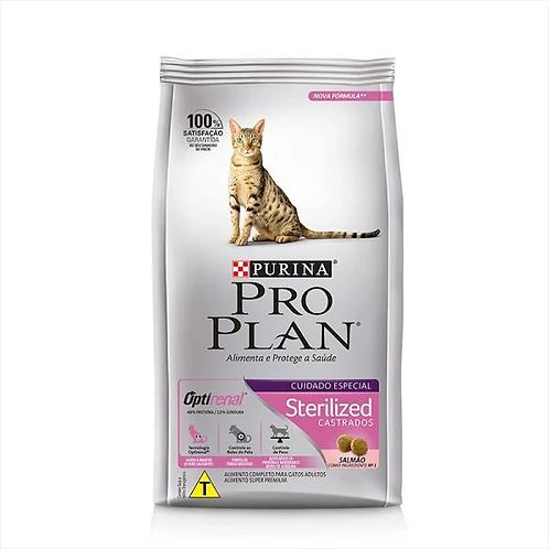 Ração Pro Plan Gatos Sterilized 1,5kg