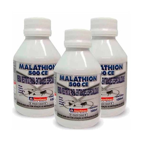 Malathion 500 Ce - 100 ml