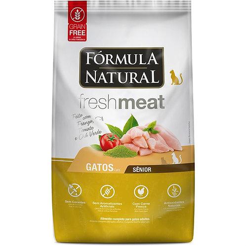 Ração Fórmula Natural Fresh Meat Gatos Sênior 1 Kg