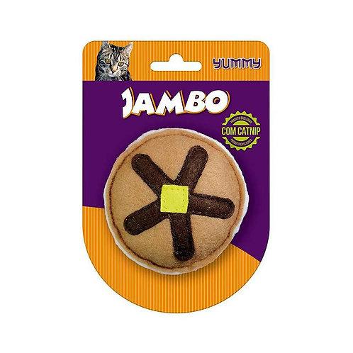 Brinquedo Gato Yummy Cake - jambo