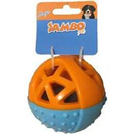 Brinquedo Bola Petiscos Redonda Jambo