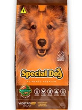 Ração Special Dog Premium Vegetais Pró para Cães Adultos