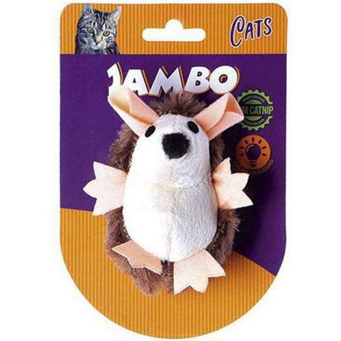 Brinquedo Ourico Brilhante Gato - jambo