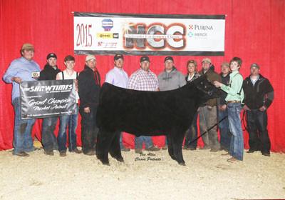 2015 NE Cattlemen's