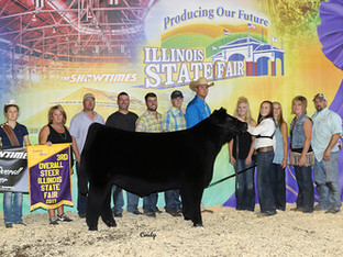 2018 Illinois State Fair