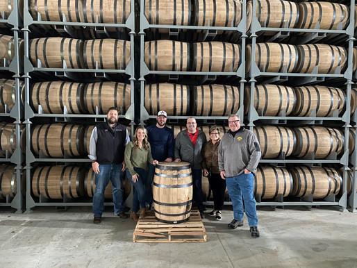 Hefty Crew's Kennay Distillery Tour