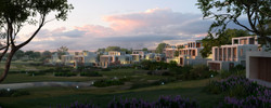 Doha Golf View