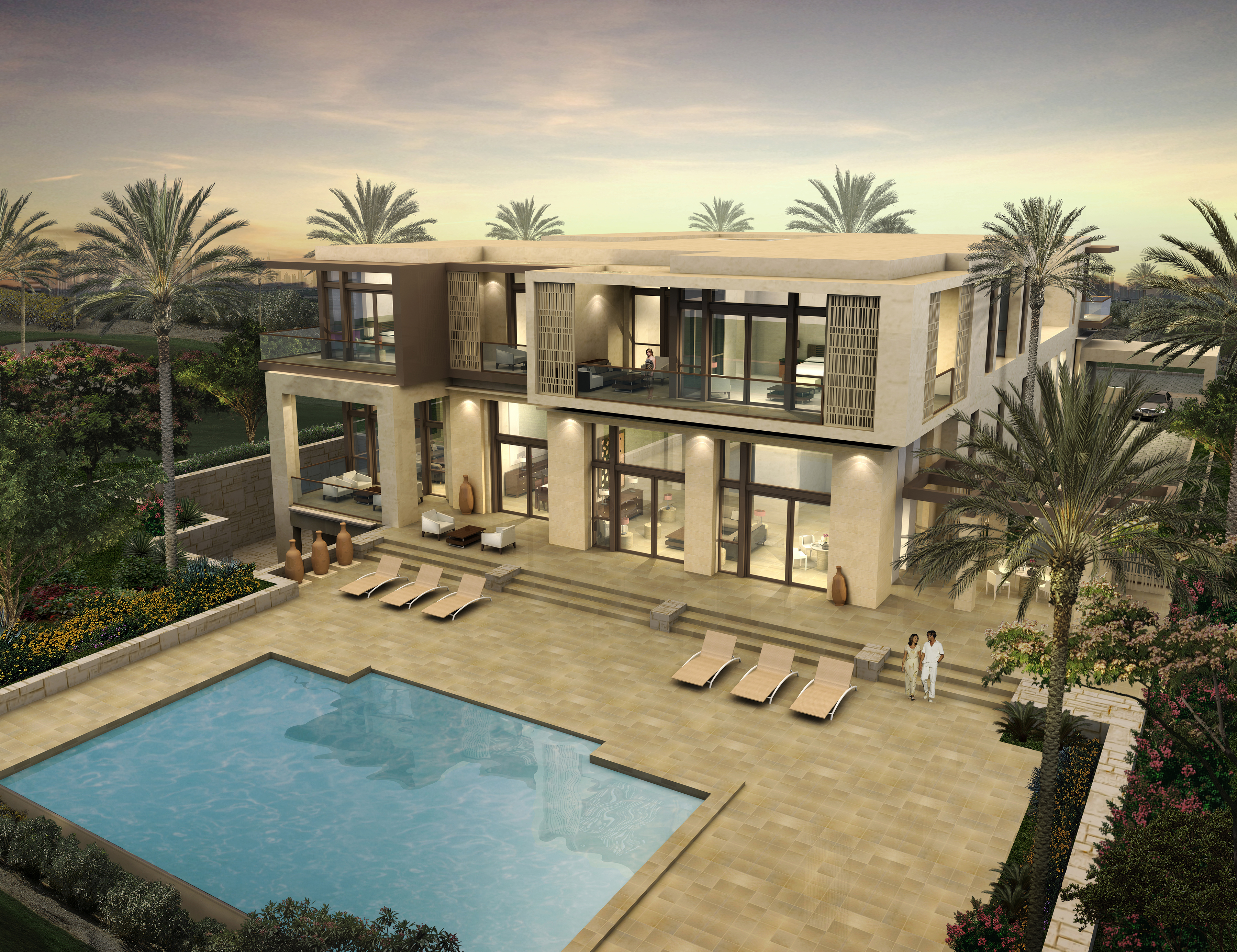 Emaar Courtyard Homes_A2-2