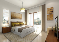 Reem Phase 2_townhome_A_bed