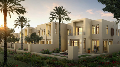 Mira Oasis Townhomes