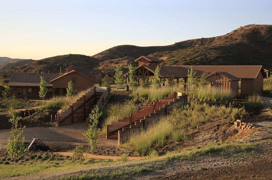 11_Mining Camp Evening