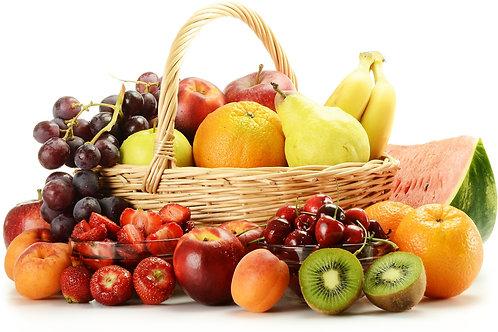 Test-fruitmand 5 kg